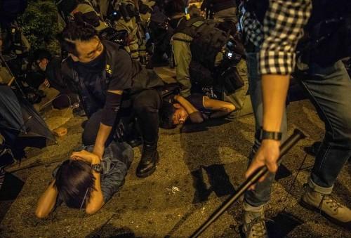 U.S. Senate Unanimously Passes Bill Supporting Hong Kong Protesters