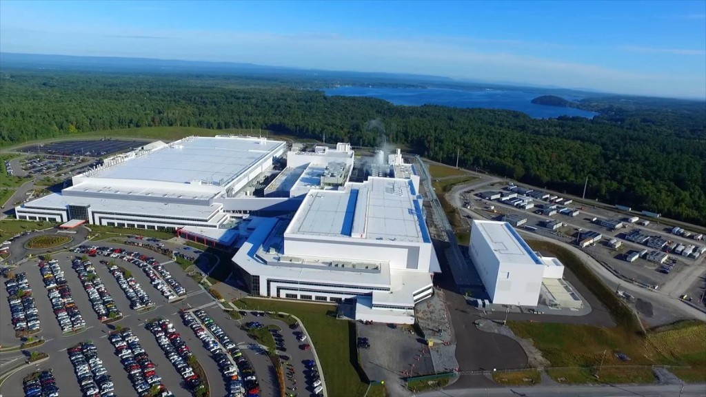 GlobalFoundries' Advanced Semiconductor Fab In Upstate New York Is An Unexpected Link In Global Supply Chains