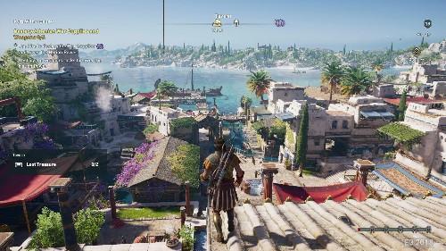 First 'Assassins Creed Odyssey' Screenshots Leak Ahead Of E3