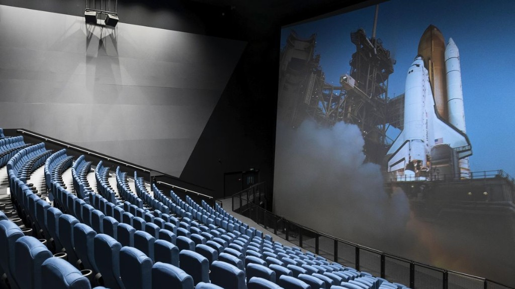 London Science Museum IMAX Reopens With Both Laser And 70mm