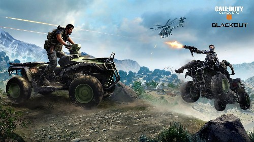 Should Call of Duty: Black Ops 4's Blackout Be Free-To-Play? It's Complicated