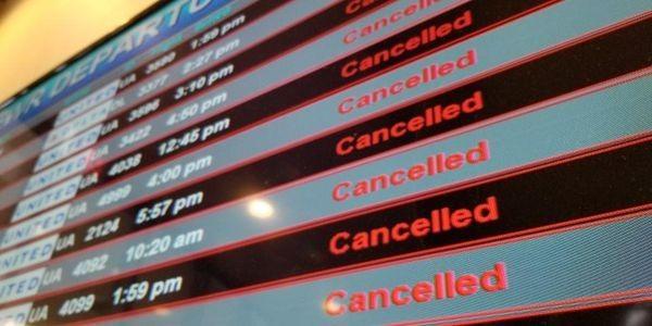 Hundreds Of U.S. Flights Canceled As GPS-Based Aircraft Navigation System Fails