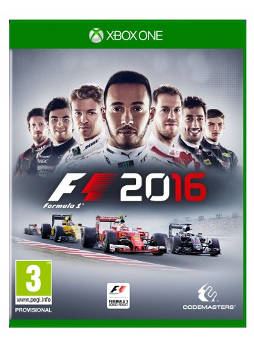 'F1 2016' Announced: Career Mode Details and New Screenshots