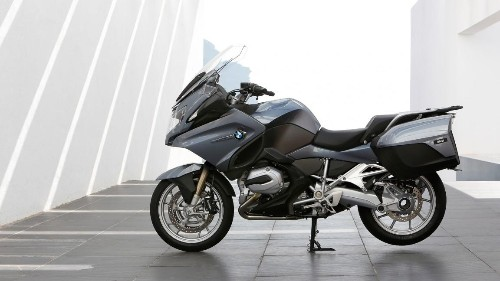 2015 BMW R 1200 RT Supersport Touring Motorcycle Review: Serious Mileage Machine