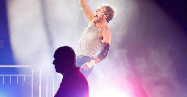 AEW Double Or Nothing: Watch Dean Ambrose AKA Jon Moxley's Surprise Promotional Debut (VIDEO)