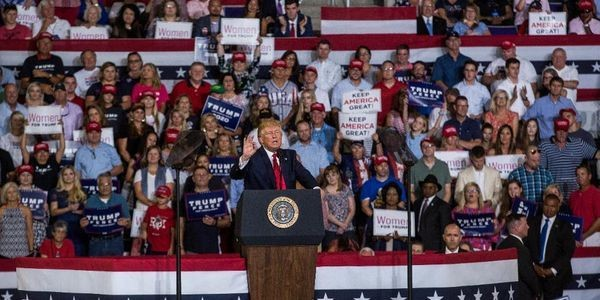 Trump Campaign Ad Argues His Immigration Policies Place Safety Of Americans 'At Risk'