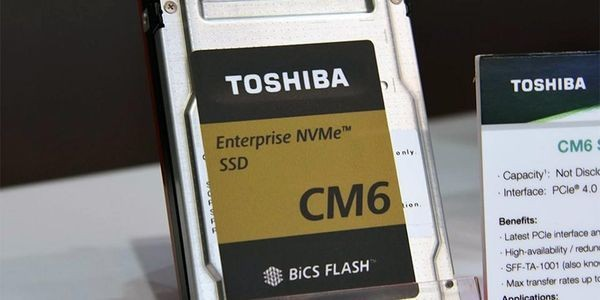 Upcoming Toshiba PCIe 4.0 Enterprises And Data Center Solid State Drives Push 6.7GB/s