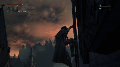 Playing 'Scholar Of The First Sin' In The Shadow Of 'Bloodborne'