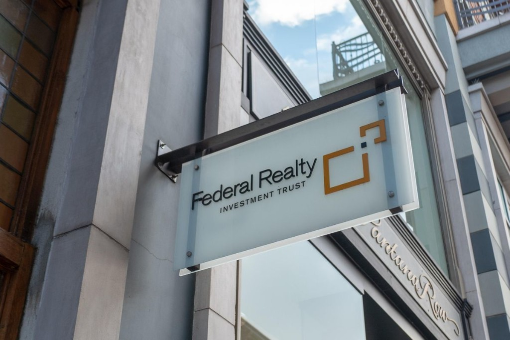 Federal Realty Investment Trust Stock Can Still Grow By 40%