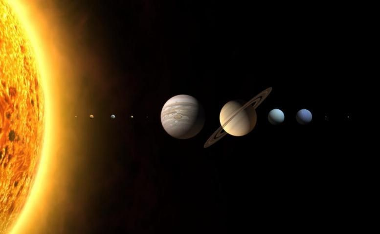 Here Is How To See All Eight Planets In One Night This Week