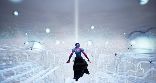 The 'Fortnite' Cube Just Exploded And Transported All Players To Another Dimension