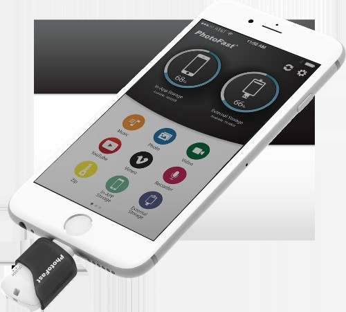 PhotoFast: Backing Up Your iPhone at Lightning Speed
