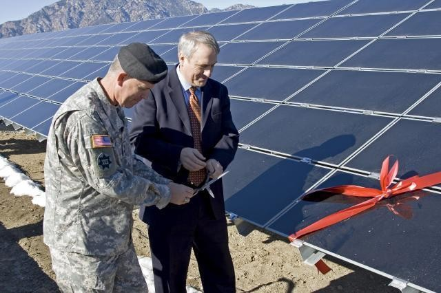 Four Ways The U.S. Military Can Adopt Clean Energy For National Security