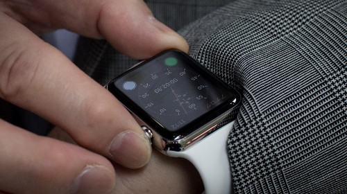 Salesforce Launches 20 Apple Watch Apps For Doing Business On Your Wrist