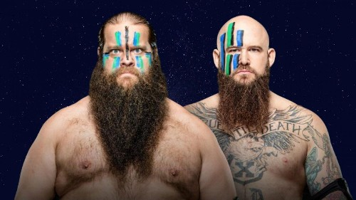 WWE Changes Viking Experience Name Again Amidst Fan Backlash