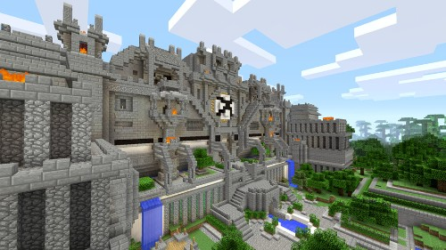 'Minecraft' Is Coming To The Xbox One On September 5th