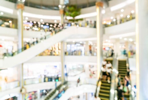 A Vision Of The Future Mall: Four Innovation Scenarios