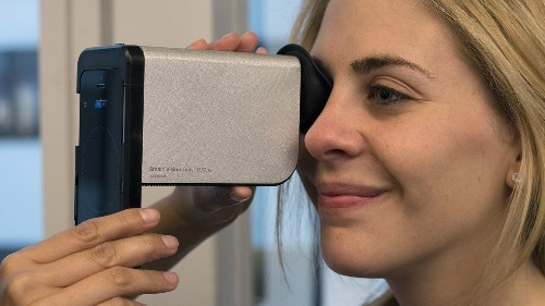 Smart Vision Labs Raises $6.1 Million To Spread Cheaper Phone-Powered Eye Exams