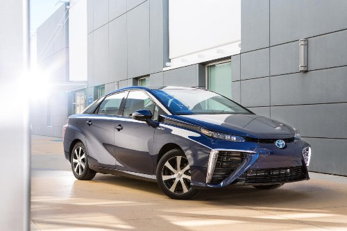 Toyota Keeps Piling Into Fuel Cells As It Runs Away From EVs