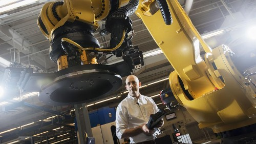 The Job Of The Future Is Training Robots To Work With Humans