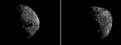 Bennu Photos And Ultima Thule [Infographic]