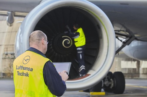 Lufthansa Innovates Nose-To-Tail Insights