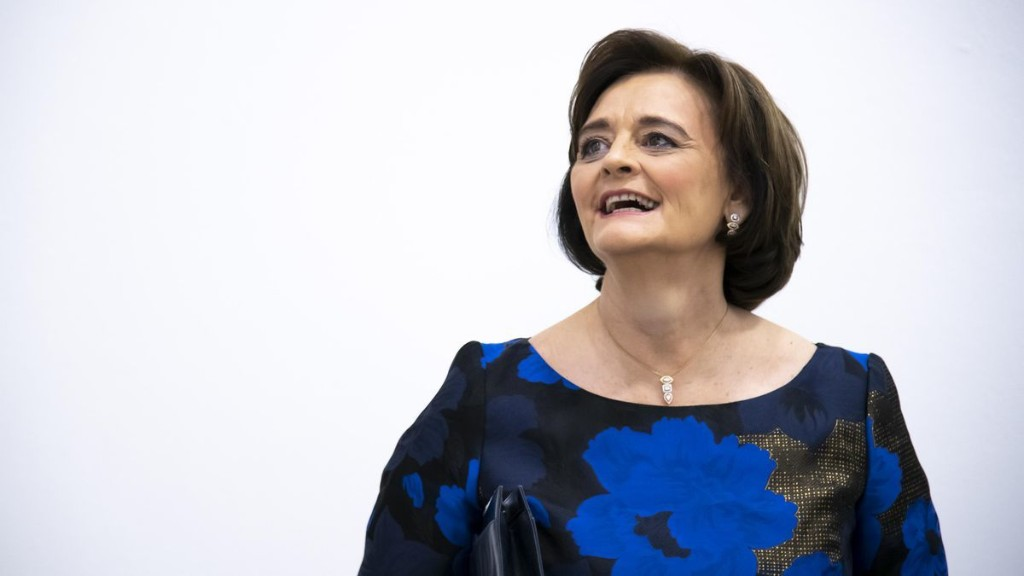 Cherie Blair: Former UK First Lady On Covid-19, Life After Politics And The True Value Of Gender Equality