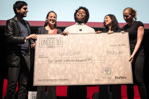 Atlanta-Based honorCode Lands First Place At Change The World Non-profit Competition