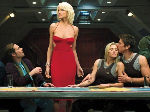 A Brand New 'Battlestar Galactica' Is On The Way, From The Creator Of 'Mr Robot'