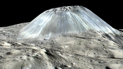 NASA And ESA Consider Sample Return Missions To Dwarf Planet Ceres