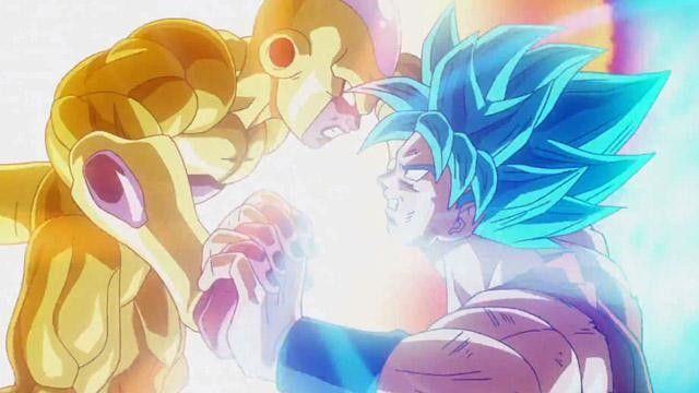 Goku Levels Up Again In Upcoming Dragon Ball Movie, Gets Blue Hair