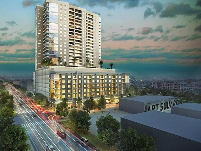 Melbourne's Livable 'Lanes' Meet Houston's Vertical Ways In Phase 2 Of Caydon's Mixed-Use Project