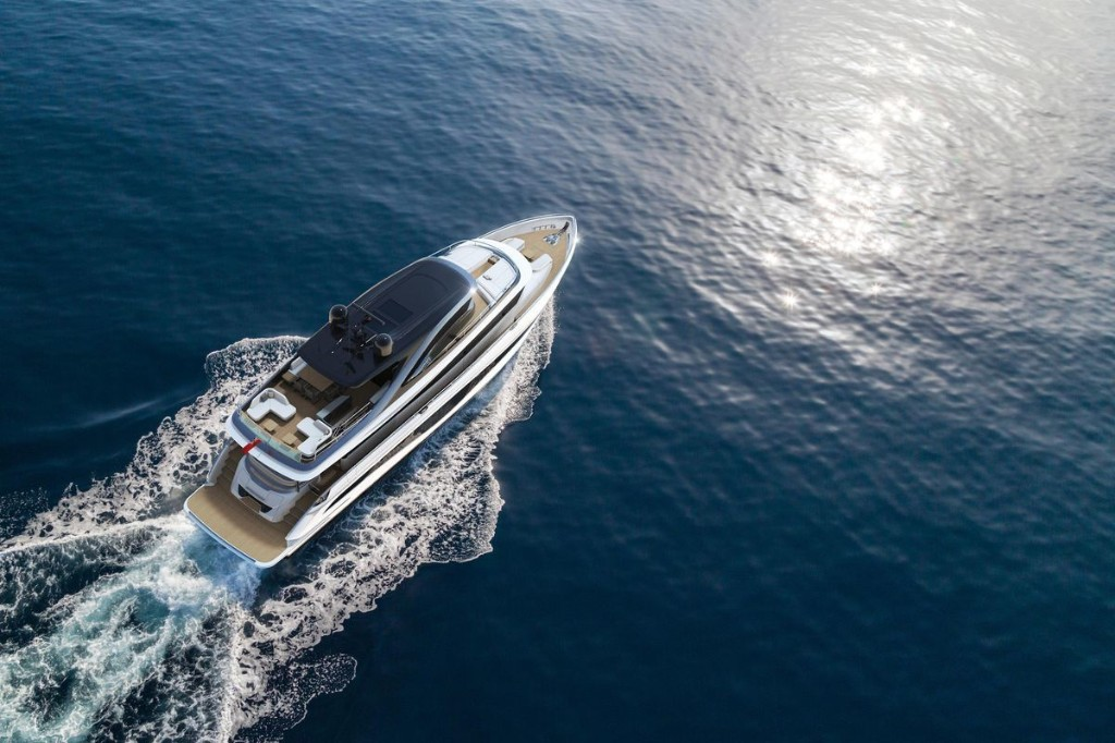 Could The X Class Series Save Princess Yachts From The UK Recession?