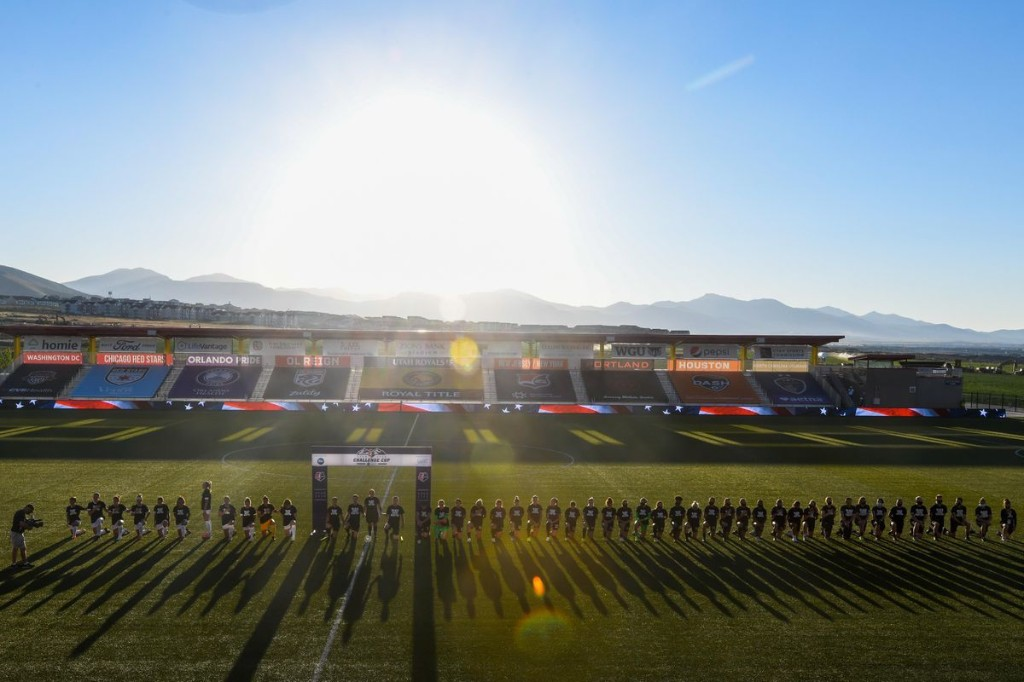 NWSL News: Three Takeaways From Week 1 of The 2020 NWSL Challenge Cup: Ratings, Courage, Rose Lavelle