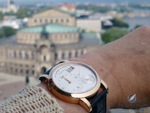 A. Lange & Söhne Arrives In New York City With A 'Magic' Timepiece And A Novel Form Of Socially Digital Media