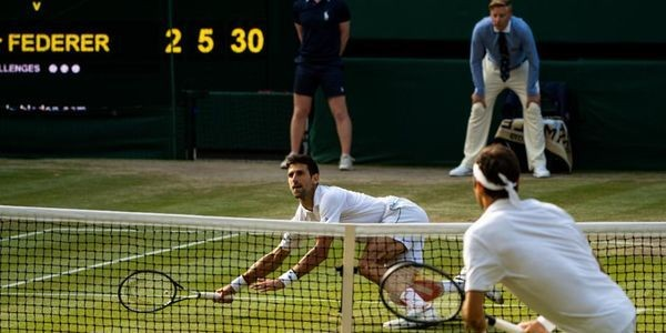 Lessons From Federer v Djokovic: Not All Points Are Created Equal