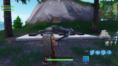 'Fortnite' Challenge: Where To Play The Sheet Music On A Piano Near Pleasant Park (Season 7)