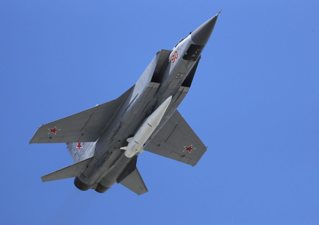 Sorry, Russia: America Didn't Copy Your Hypersonic Missile Idea