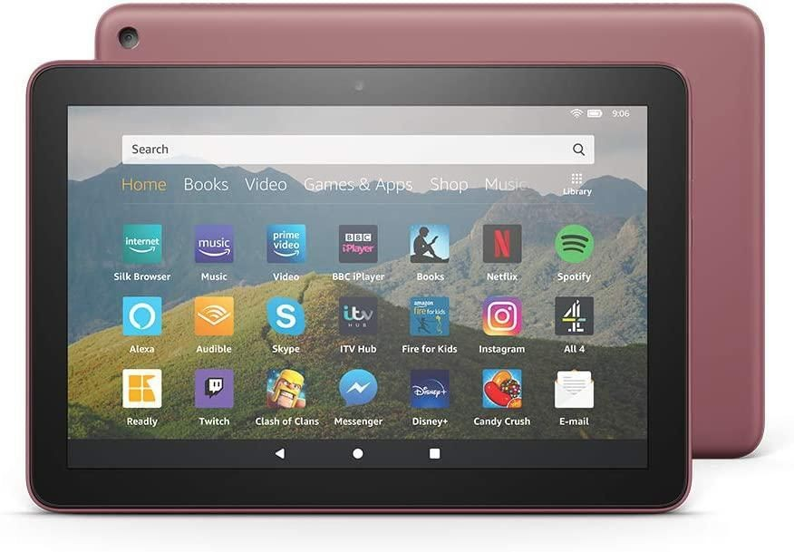 """Amazon Updates Fire HD 8 Tablets, With Unexpected, Powerful """"Plus"""" Model"""