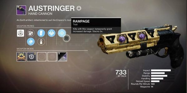 The God Rolls You Should Be Farming Before Destiny 2's Menagerie Chest Dies