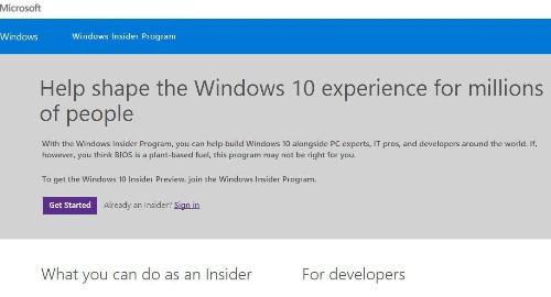 Microsoft Windows 10 Bombshell: It's Free For Everyone