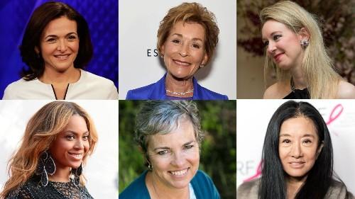 Living The Dream: The Most Successful, Self-Made Women In The U.S.