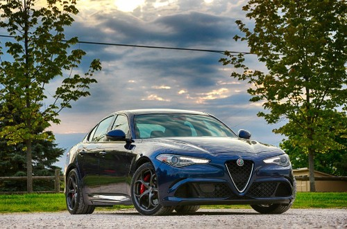 2017 Alfa Romeo Giulia Quadrifoglio - One Spicy Italian!
