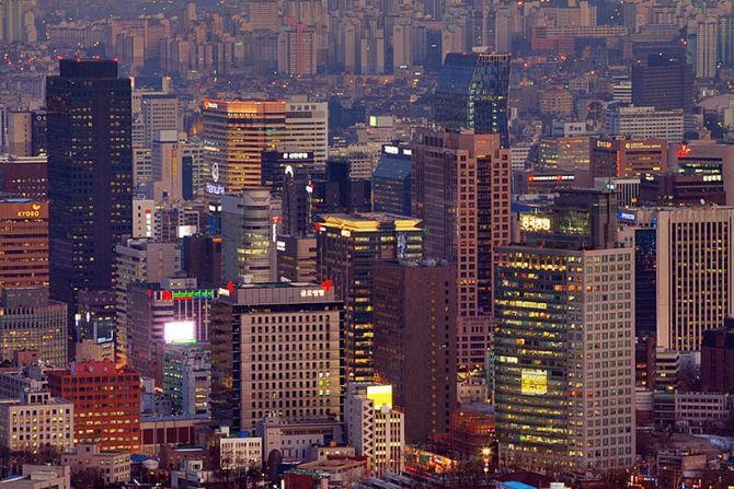 How Seoul Became One Of The World's Sharing Capitals