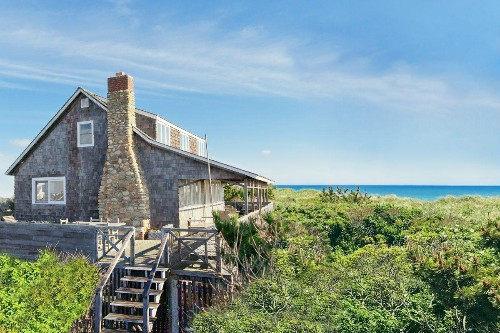 Famed Choreographer Jerome Robbins' Hamptons Home Listed For $15 Million
