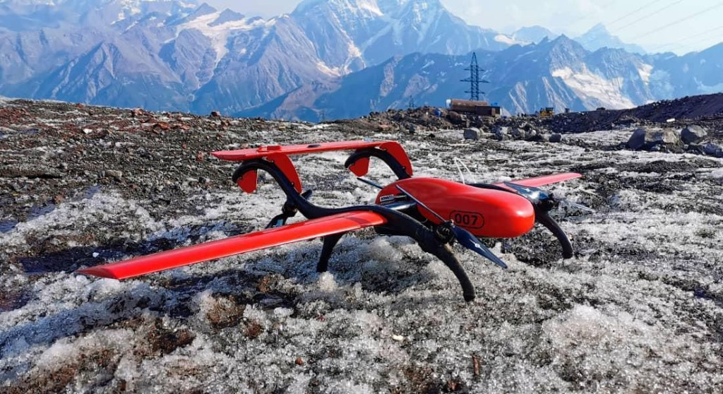 Russia's Weird Fixar Drone Is A Dual Use Aerial Scout