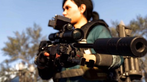 'The Division 2': How To Get The Nemesis Exotic Sniper Rifle