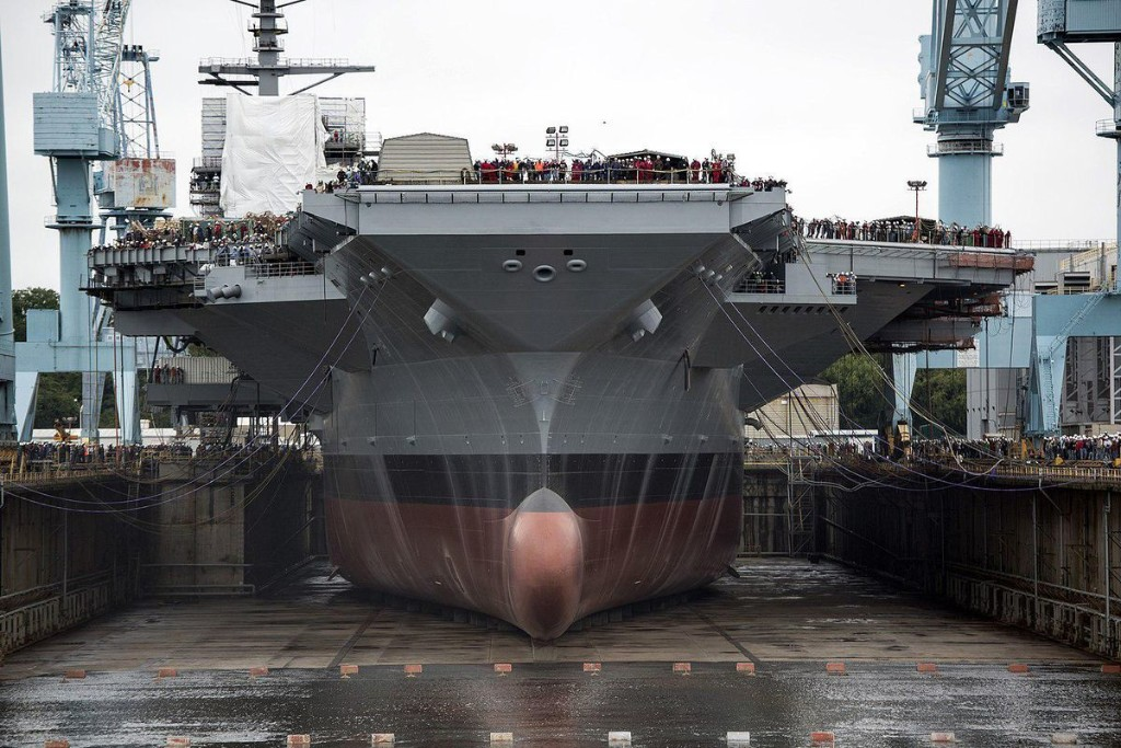 Ten Performance Gains The Ford-Class Carrier Will Deliver That A Nimitz Never Can