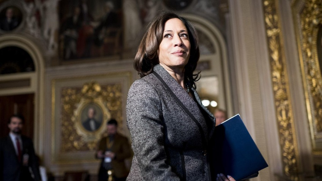 Everything You Didn't Know About Kamala Harris