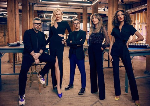 Refashioned 'Project Runway' Aims to Make It Work With A Host Of New Elements